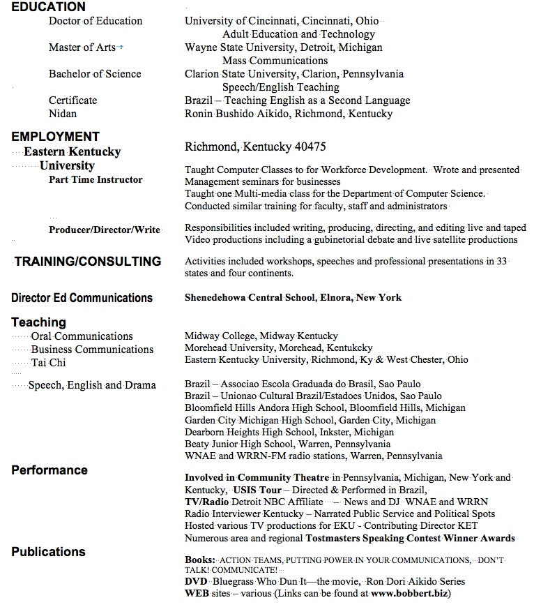 Communication Resume Examples  Resume Badak